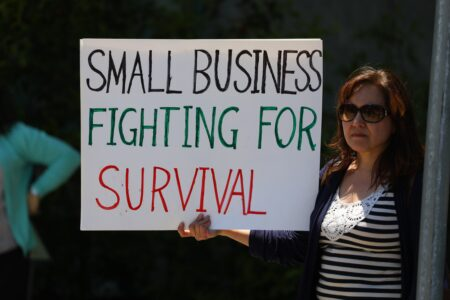 Small Business Support For Hard-Hit Low & Moderate Income Communities