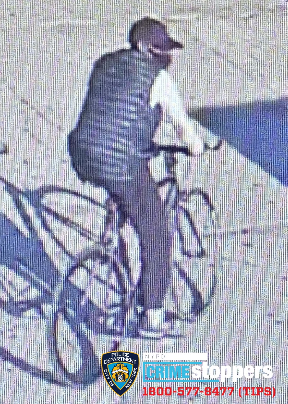 Help Identify A Forcible Touching Suspect