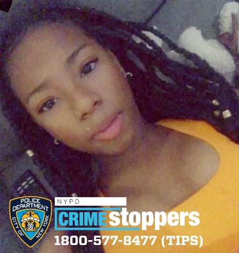 Chantavia Walker, 14, Missing