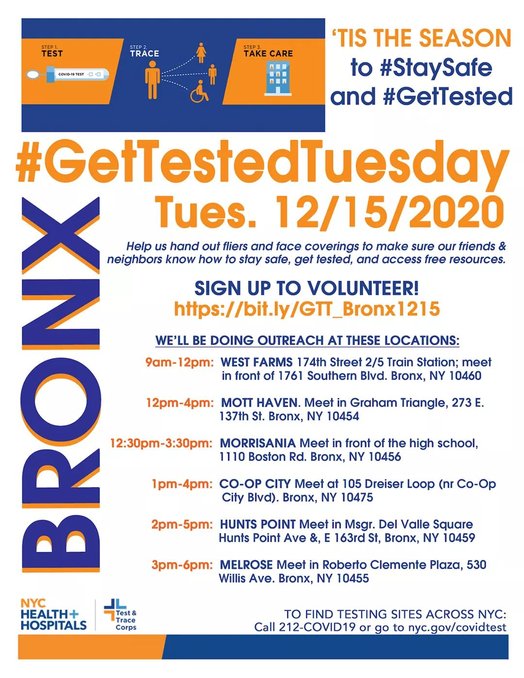 Get Tested Tuesday