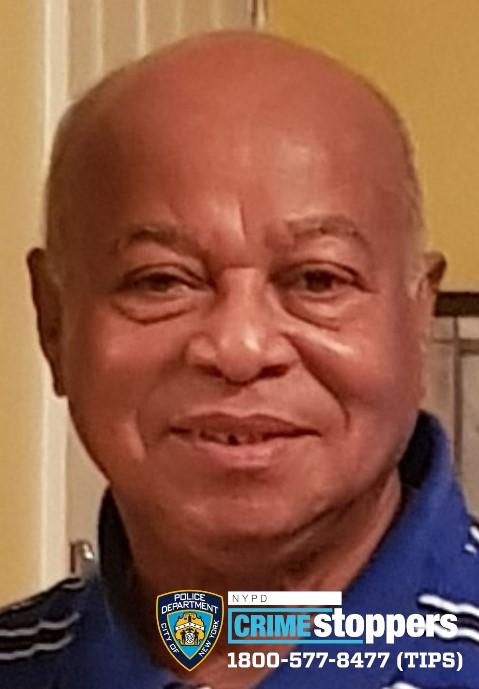 Felipe Neris, 76, Missing