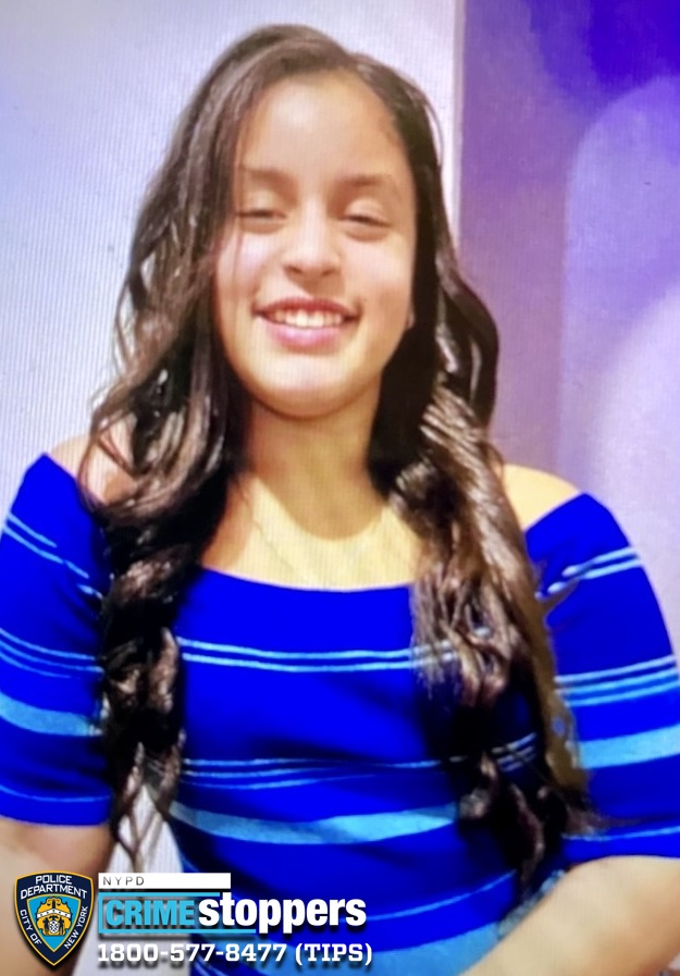 Leila Aracena, 10, Missing