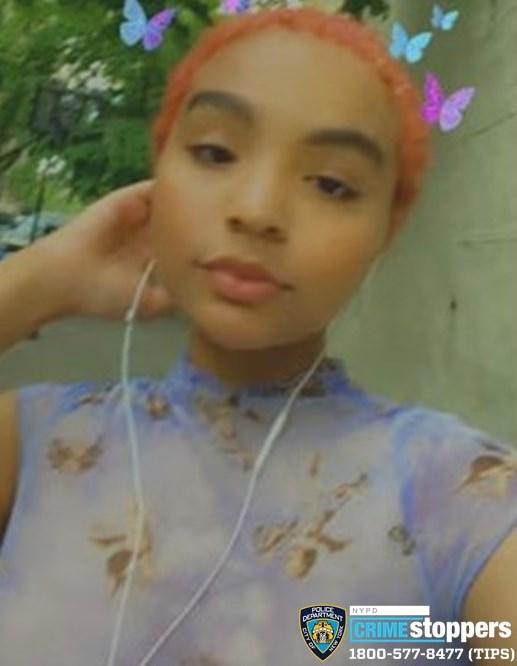 Luna Romero, 14, Missing