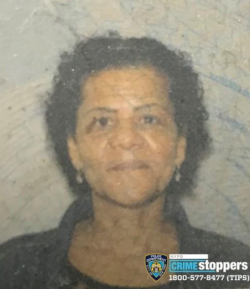 Maria Aponte, 65, Missing