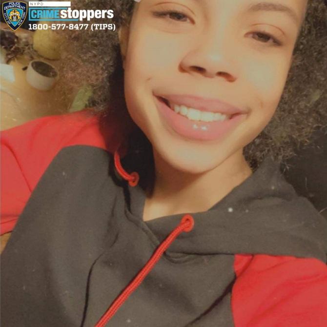 Miridas Anderson, 18, Missing