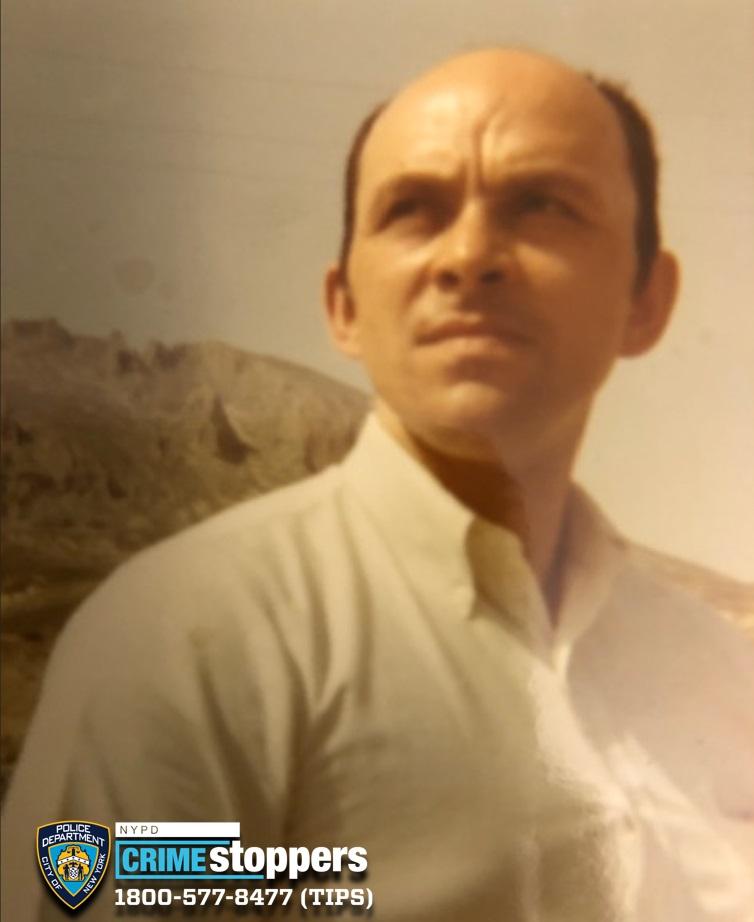 Michael Vigorito, 88, Missing