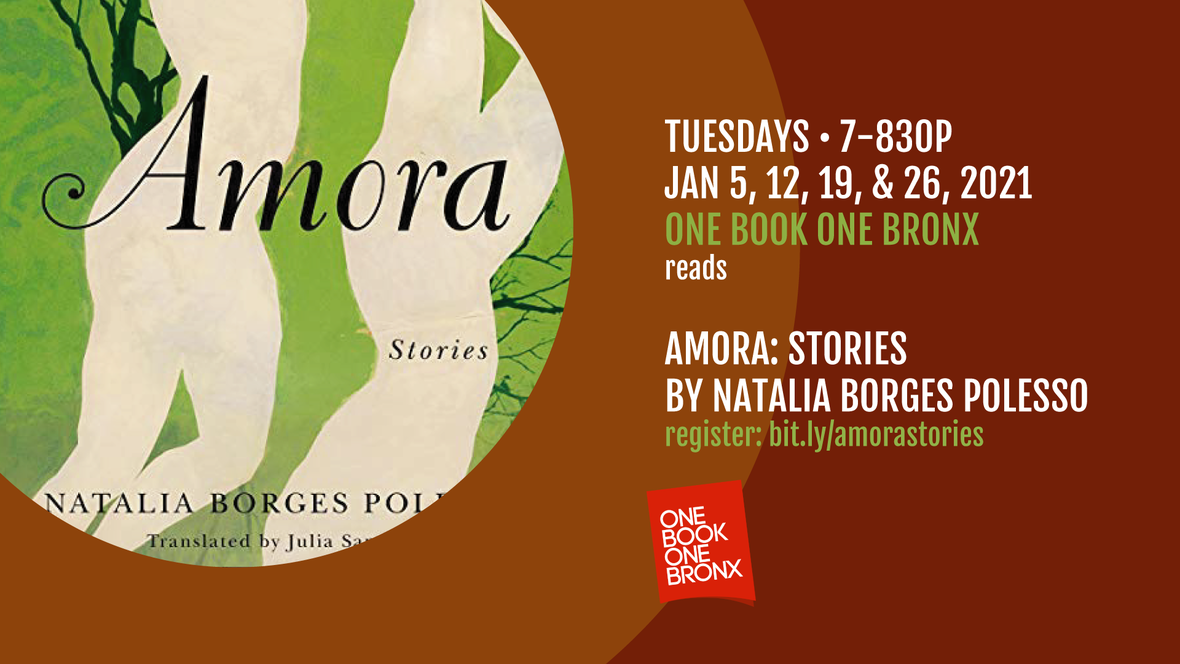 New Year, New Book: Amora By Natalia Borges Polesso