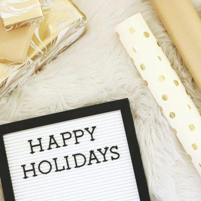 Happy Holidays From Bronx Borough President Ruben Diaz, Jr.