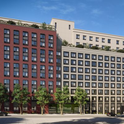 A $164M Affordable & Supportive Housing Development Is Coming To The Bronx