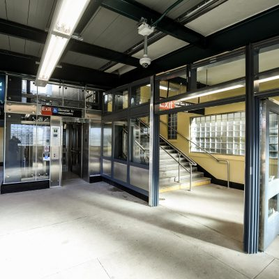 MTA Completes ADA Elevator Installation At Gun Hill Road Station In The Bronx