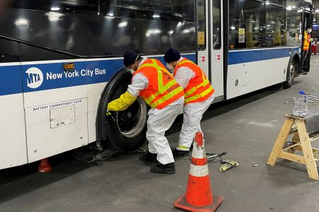 MTA Announces Agency-Wide Blizard Preparations