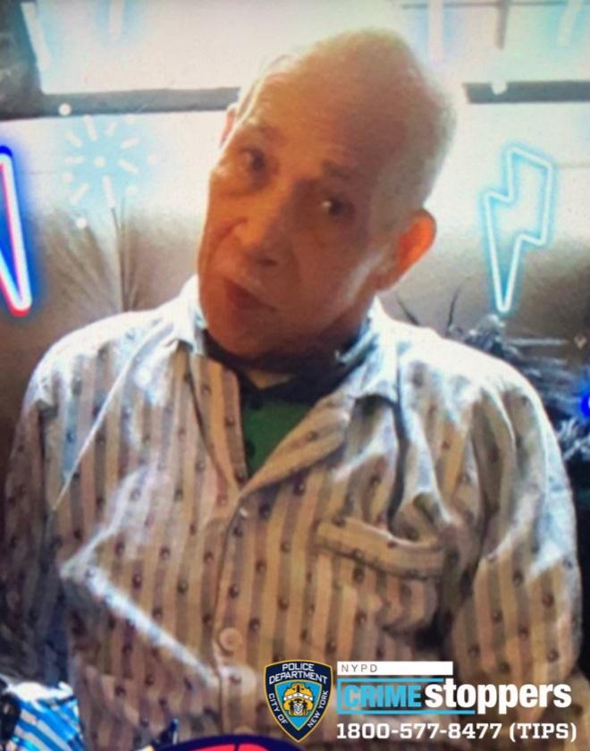 Luis Caban, 85, Missing