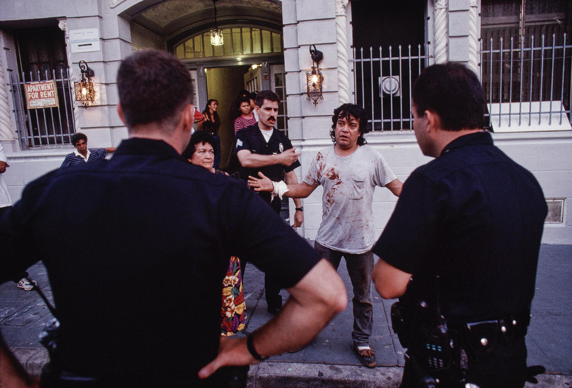 Joseph Rodríguez: LAPD 1994