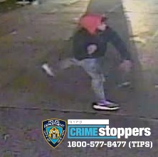 Help Identify An Attempted Burglary Suspect