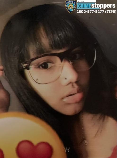 Ashly Mare-Vargas, 16, Missing