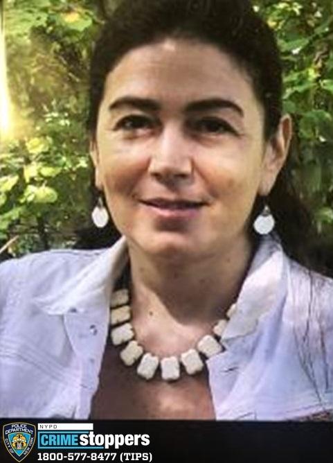 Elena Baksht, 47, Missing