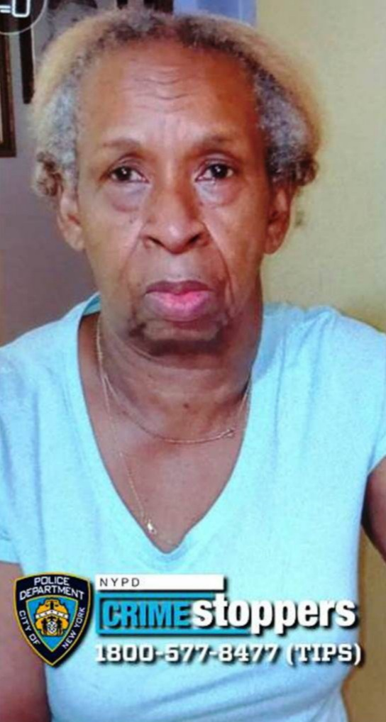 Gwendolyn Murray, 76, Missing