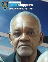 Ingram Montgomery, 79, Missing