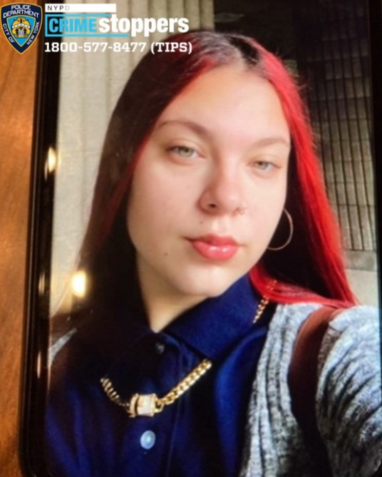 Jalyn Donheiser, 16, Missing