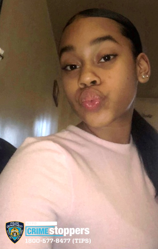 Jayda Rizzo, 13, Missing