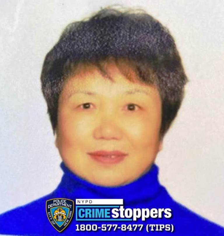 Jie Liu, 65, Missing