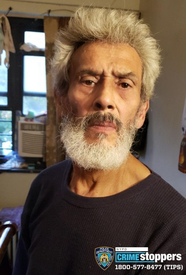 Jose Anduhjar, 69, Missing