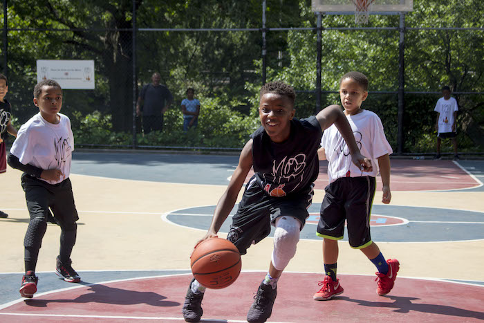Moms Of Ballers Organization Secures Vertimax Full Training System For Young Bronx Athletes