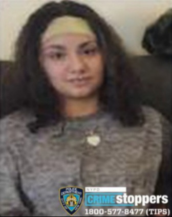 Mya Ular, 15, Missing