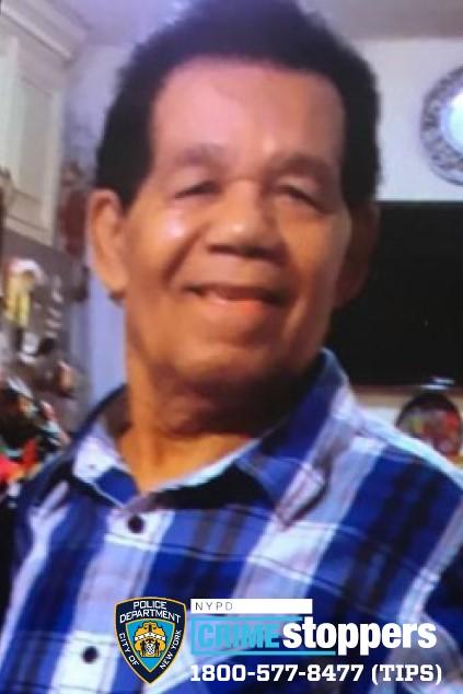 Pedro Beato, 83, Missing