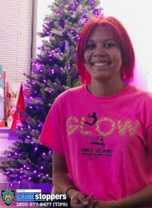 Sania Rios, 16, Missing