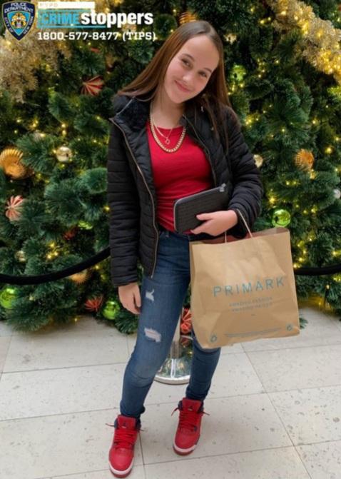 Xieara Dale, 15, Missing