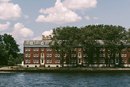 Proposed Governors Island Rezoning To Produce A Large Office Park, Hotel, Residential Complex