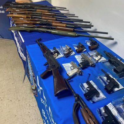 Brooklyn Gun Buyback Fetches 48 Firearms