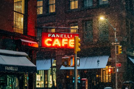 Open Restaurants & Roadway Dining May Continue During Snow Alert