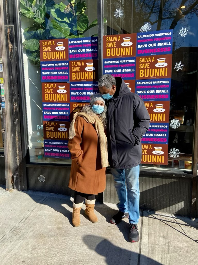 Rally To Save Bronx Coffee Shop & Other Small Businesses At Risk Due To The Pandemic
