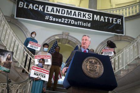 New York City Kikcks Off Black History Month