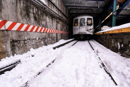 MTA Announces Agency-Wide Preparations Ahead Of Winter Storm