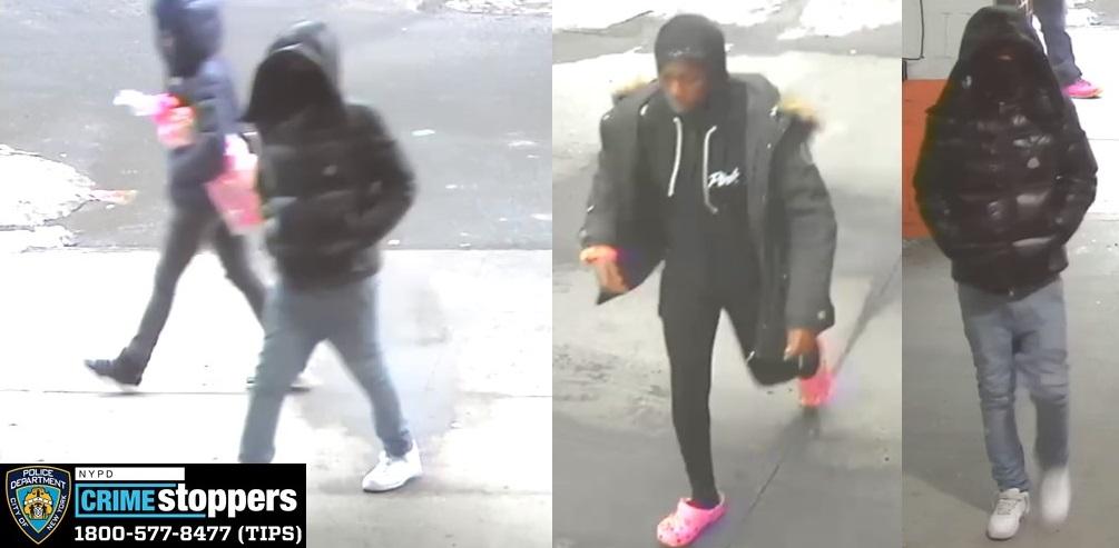 Help Identify A Burglary Trio