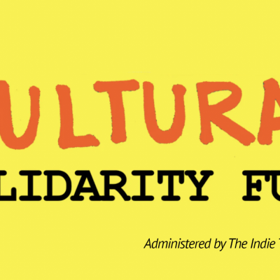 Cultural Solidarity Fund: Micro-Grants For Artists & Cultural Workers