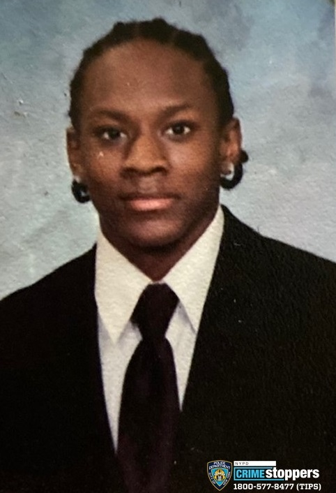 Jamell Jackson, 21, Missing