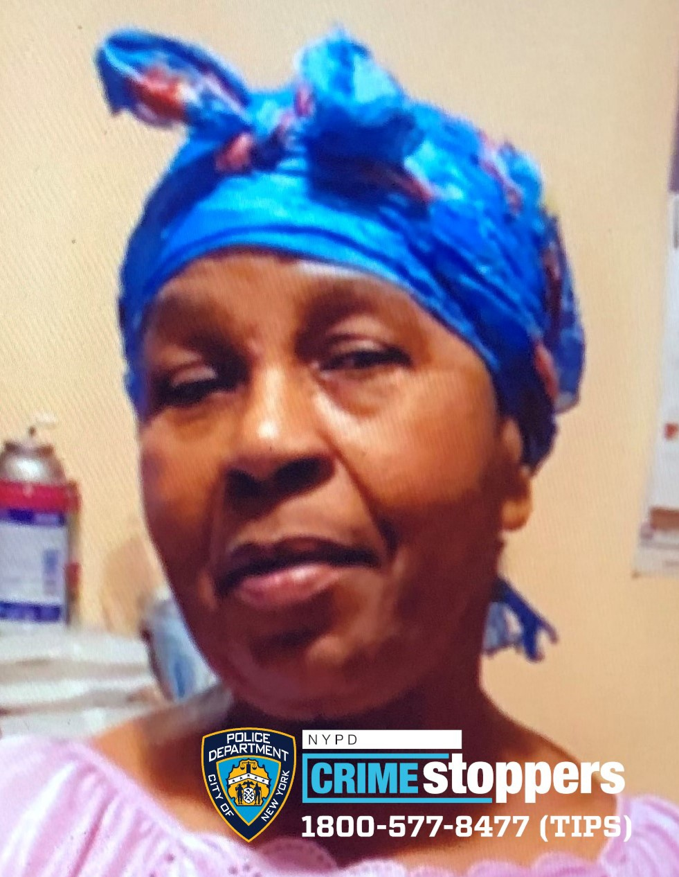 Marrianie Pyrrhon-Hudson, 69, Missing