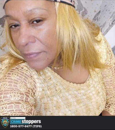 Migdalia Tapia, 60, Missing