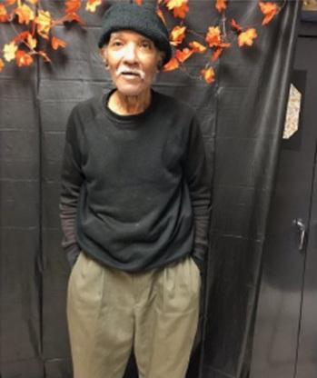Reginald Earle, 76, Missing