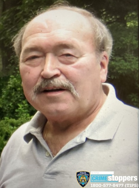 William Sherwood, 69, Missing