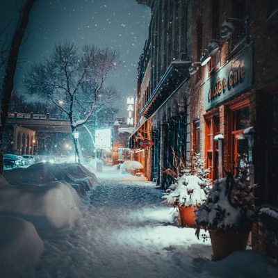 NYC Sanitation Offers Snow Operations Update