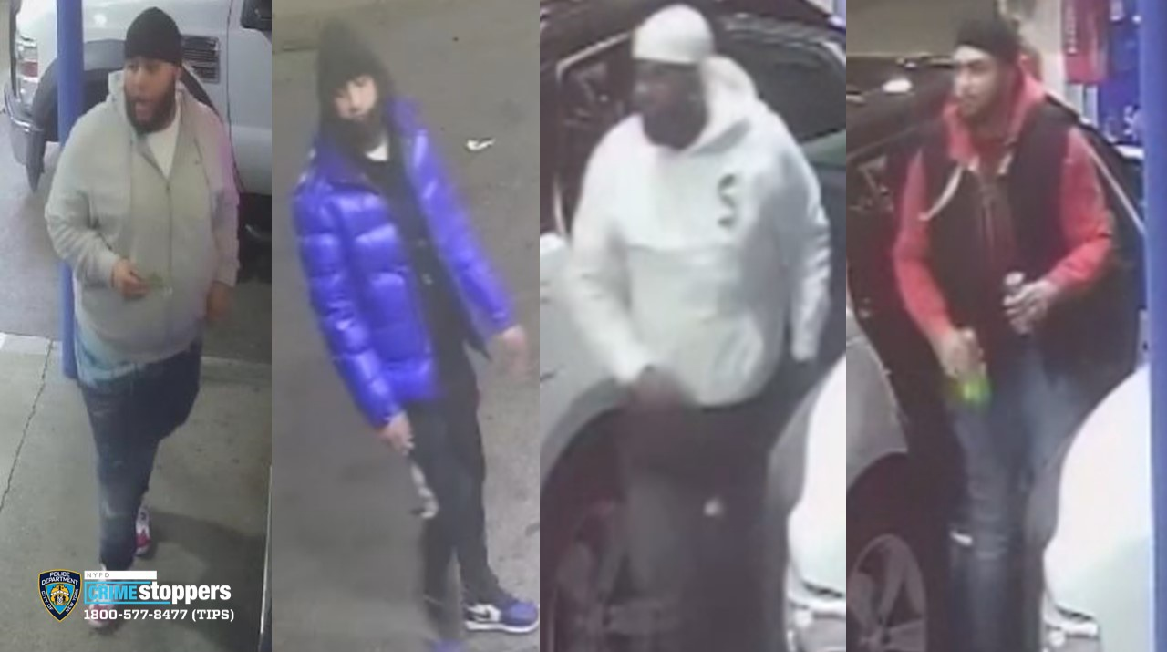 Help Identify An Assault Quartet