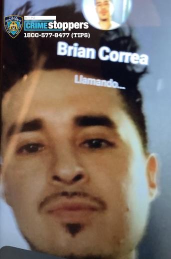 Brian Correa, 39, Missing