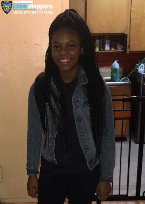 Chanel Smalls, 14, Missing