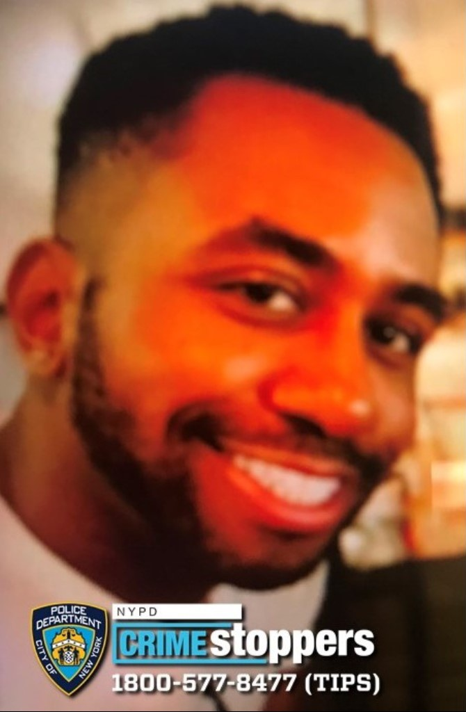 Clifton James, 30, Missing