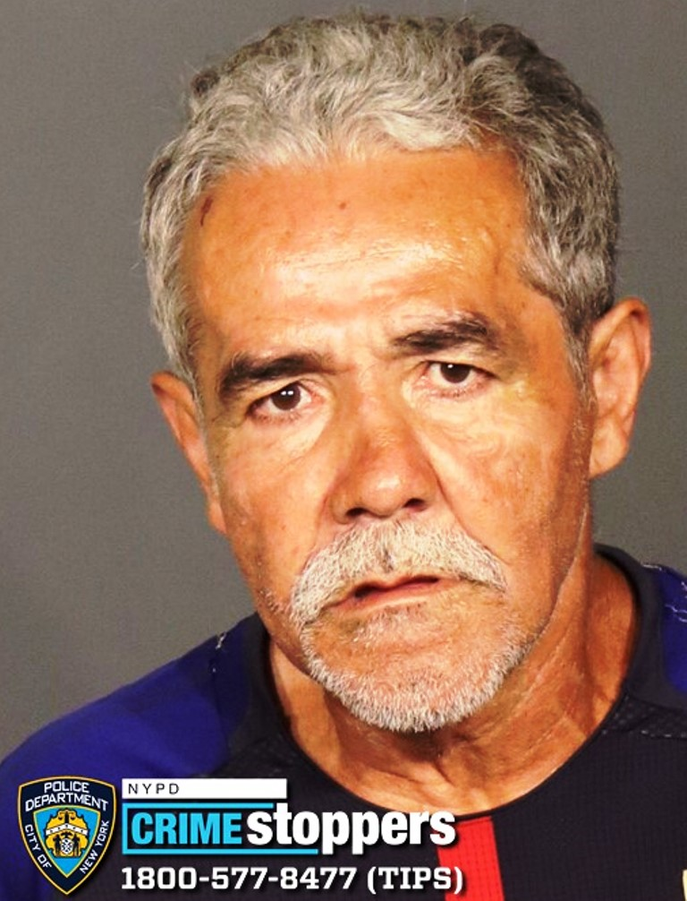 Salvador Padilla, 69, Missing